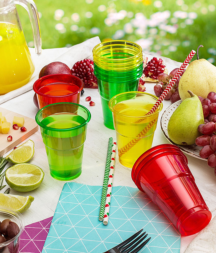 SpK-76 200 ml colored party cup