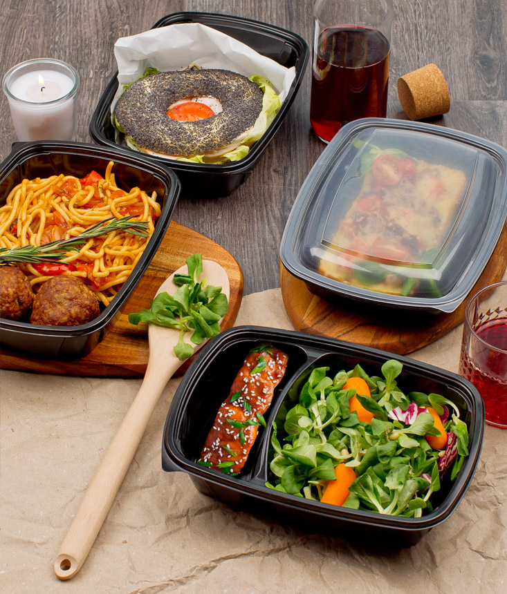 K-230 Lunch Box for Hot Dishes