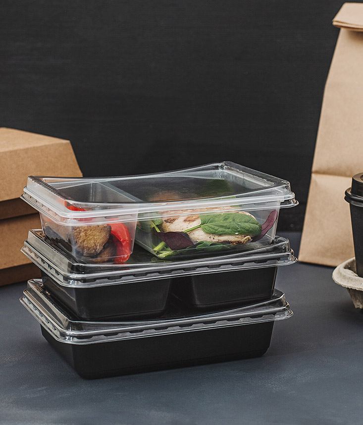 LUNCH BOX FOR HOT MEALS К-190