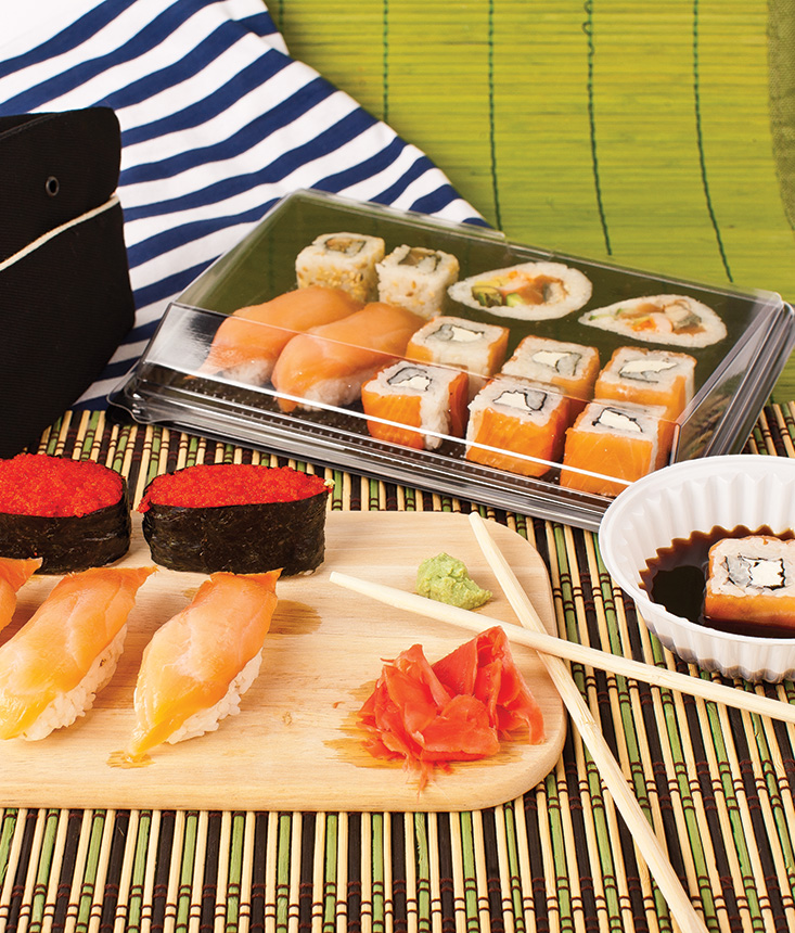 Sp-18 / 19 / 24 / 25 Sushi Package